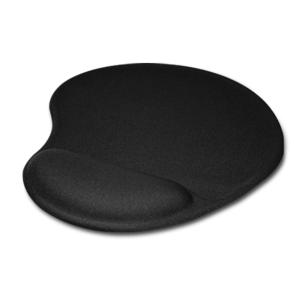 משטח ג'ל לעכבר בצבע שחור