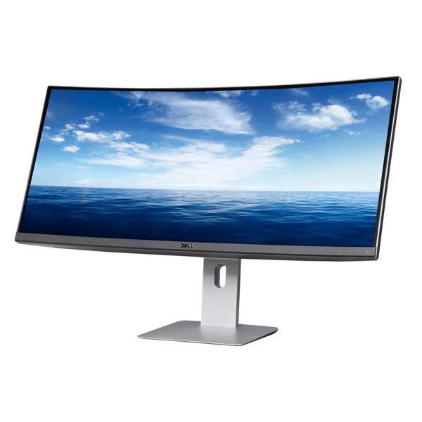 Dell UltraSharp 34 Curved Ultrawide Monitor: U3415W