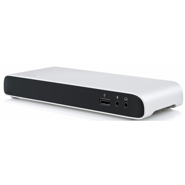 תחנת עגינה Elgato Thunderbolt 3 Dock תמיכה ב- MacBook