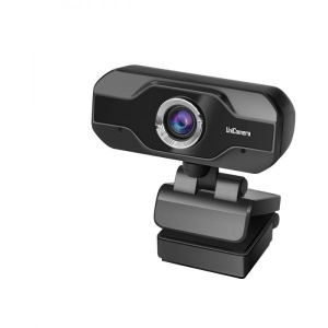 מצלמת רשת מתכווננת עם מיקרופון מובנה Full HD בחיבור USB