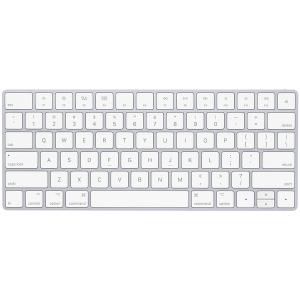 מקלדת אלחוטית Apple Magic Keyboard  בצבע כסוף