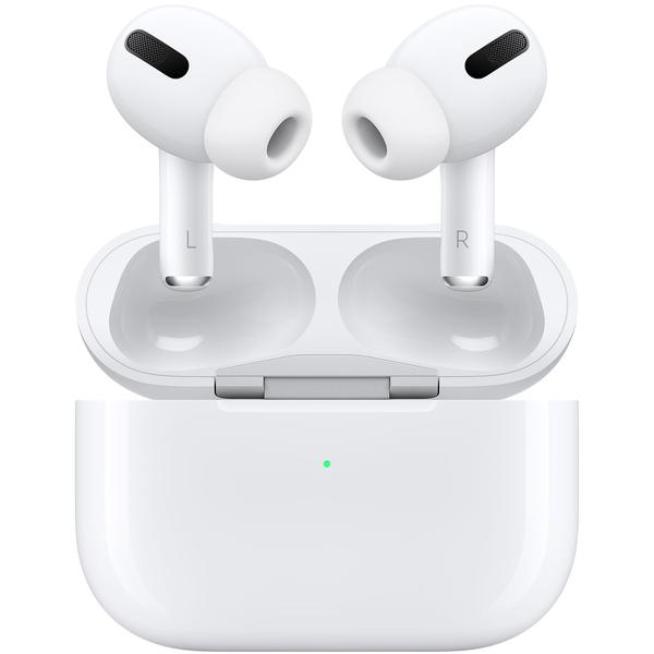 אוזניות אלחוטיות Apple AirPods Pro  עם טעינה אלחוטית