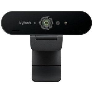 מצלמת רשת Logitech Brio 4K Ultra HD Video Rightlight 3