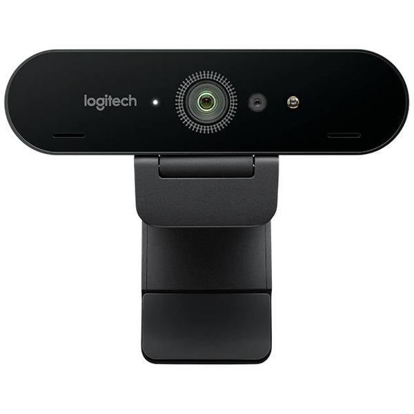 מצלמת רשת Logitech Brio 4K Ultra HD Video Rightlight 3