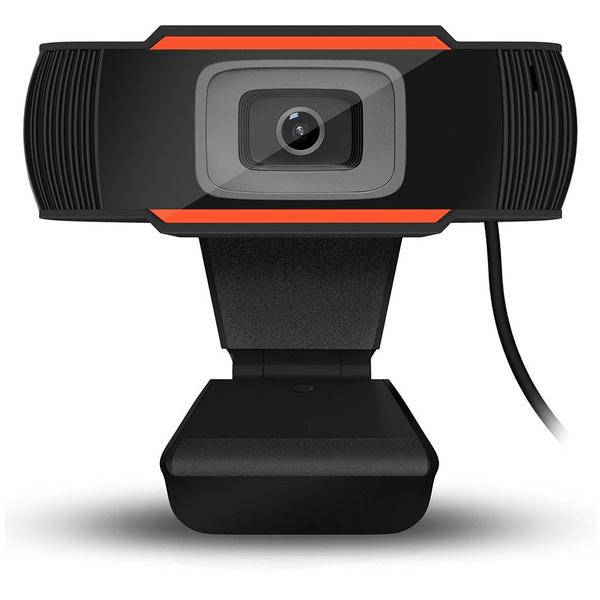 מצלמת רשת Full HD 1080p בחיבור USB עם מיקרופון מובנה