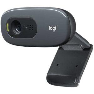 מצלמת רשת עם מיקרופון מובנה Logitech HD Webcam C270 720p