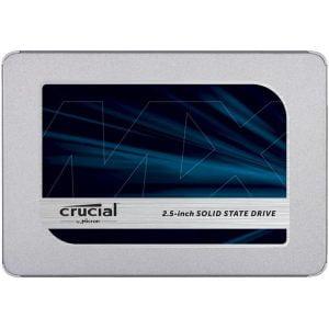 כונן קשיח Crucial MX500 500GB SSD SATA III