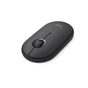 עכבר אלחוטי Logitech Bluetooth M350 בצבע שחור