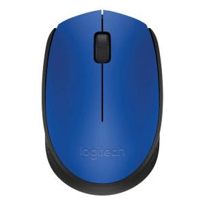 עכבר אלחוטי Logitech M171 Retail - בצבע כחול