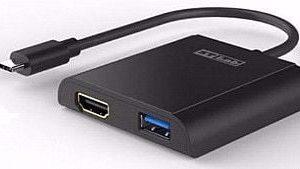 מתאם USB-C