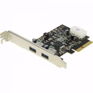 כרטיס הרחבה PCI EXPRESS USB