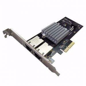 כרטיס רשת PCIE 10G STLAB N-440