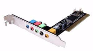 כרטיס קול בחיבור STLAB M-122 PCI