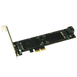 כרטיס מתאם בין SSD ל STLAB MSATA