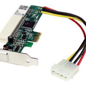 מתאם חיבור PCI לחיבור PCIE