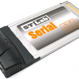 כרטיס הרחבה ST-Lab C-172   PCMCIA eSATA 2P