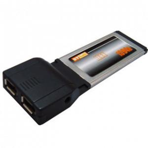 כרטיס הרחבה לנייד ST-Lab C-201 | ExpressCard FireWire 2P
