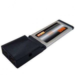 כרטיס הרחבה לנייד ST-Lab C-291 | ExpressCard FireWire 800