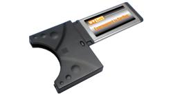 מתאם ExpressCard ל PCMCIA