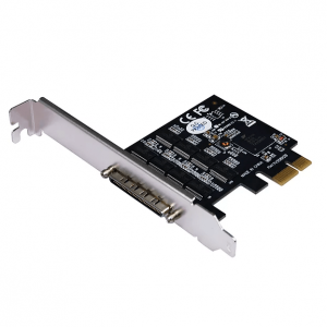 כרטיס הרחבה STLAB I-530 | PCIE RS232 8P