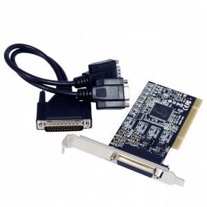 כרטיס הרחבה PCI ל- 2 יציאות סריאליות STLAB IP-100 | RS-485422