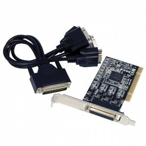 כרטיס הרחבה STLAB IP-110 | PCI 4P RS422485