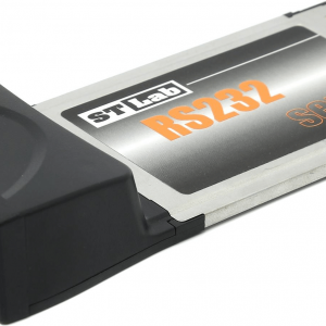 כרטיס הרחבה STLab C-131 | PCMCIA RS232 1P