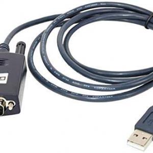 כבל מחיבור USB לחיבור RS232 באורך 1.5 מטר | ST-Lab U-224