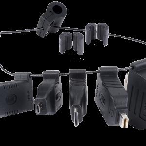 טבעת מתאמים עבור כבל HDMI