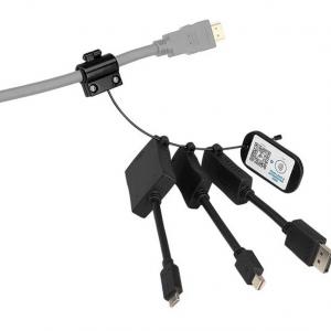 טבעת מתאמים מאובטחת עבור HDMI