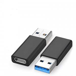 מתאם מחיבור USB-C נקבה לחיבור USB3.0 A זכר