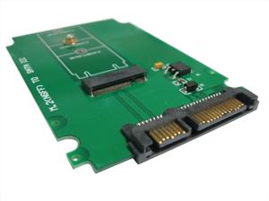 מתאם כונני SSD מחיבור M.2 SATA3 לחיבור SATA