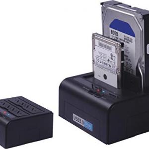תחנת עגינה עבור דיסקים קשיחים בחיבור USB