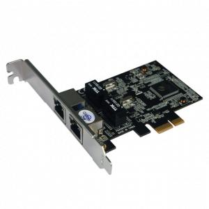 כרטיס רשת בחיבור PCIE N-381 STLAB