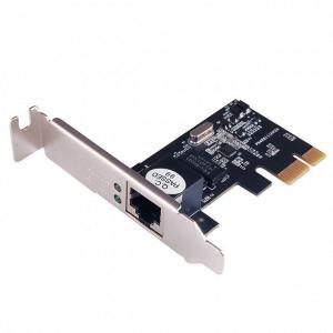 כרטיס רשת STLAB N-314 PCIE 10/100/1000