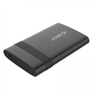 """מארז חיצוני עבור כונני 2.5"""" בחיבור USB Type-C 5Gbps"""