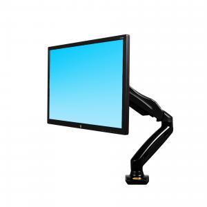 זרוע דו מפרקית ארגנומית למסך מחשב עד 27 אינץ F80