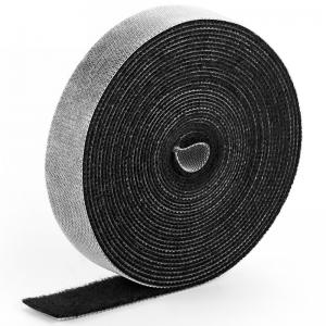 רצועות איגוד לכבלים סקוטש דו צדדי באורך כ- 5 מטרים בצבע שחור 40356 UGREEN