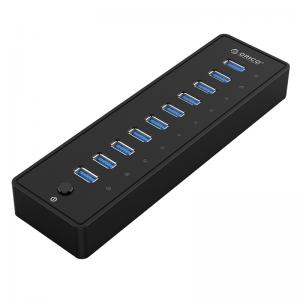 רכזת 10 כניסות USB3.0 תוצרת ORICO