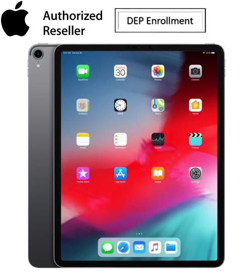 """טאבלט Apple iPad Pro 12.9"""" 128GB Wifi + Cellular 2020 Space Gray"""